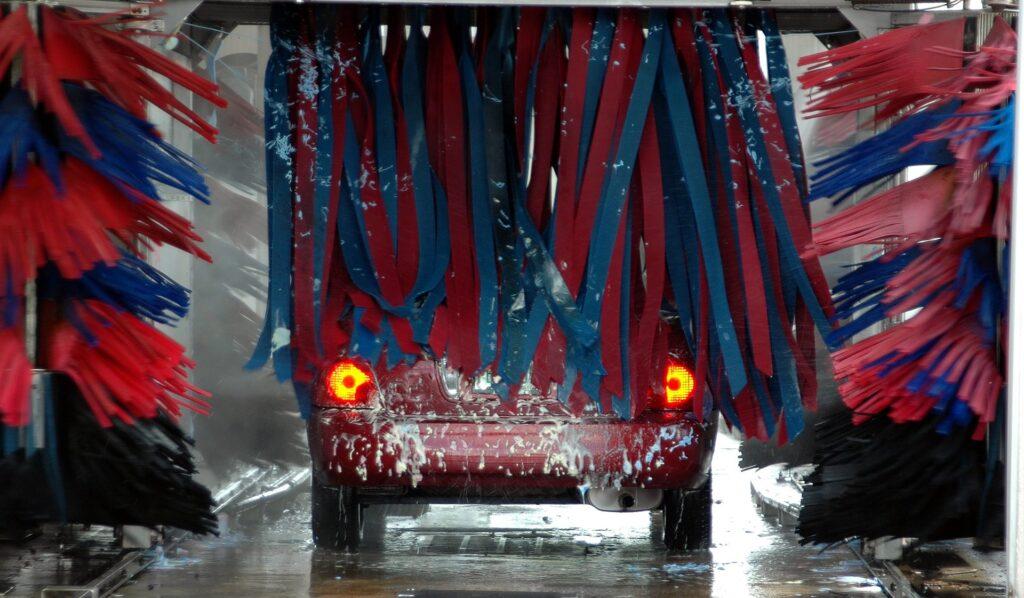 Rabat på bilvask